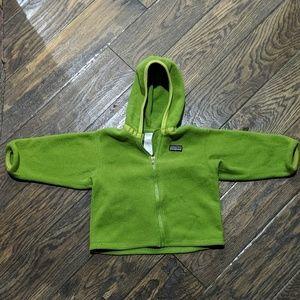 Patagonia Fill Zip Hooded Jacket